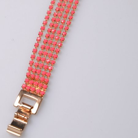 damenarmband-armband-pink-strass-goldfarben
