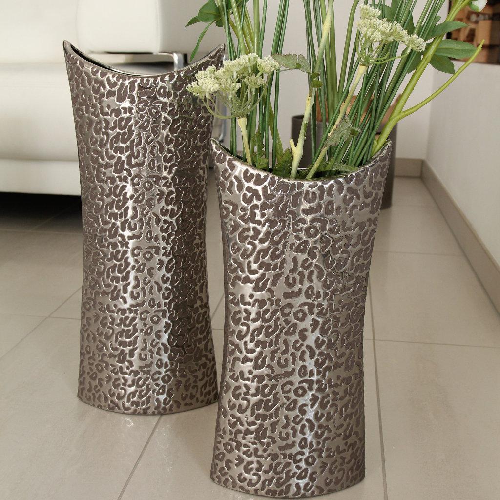 Vase Pardus H He 40cm Gilde Leopardenoptik Aby Fashion