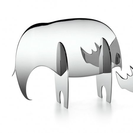 Tierfigur Elefant CIRCUS Edelstahl Philippi