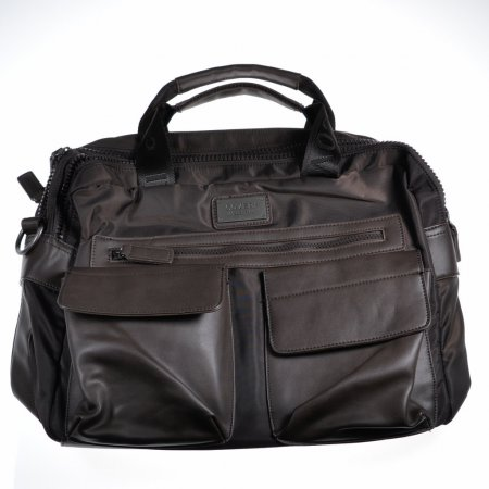 Herrentasche Laptoptasche Messenger Bag Collegetasche braun