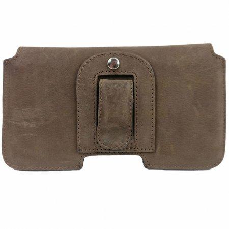 Cliptasche Venetto Gürteltasche Horizontal handmade Smartphone Tasche