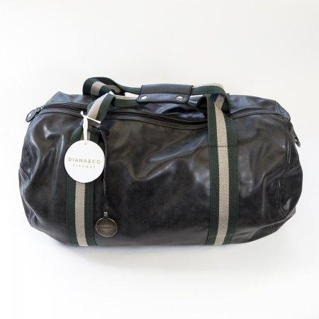 freizeittasche-grau-weekender-unisex-handgepäck