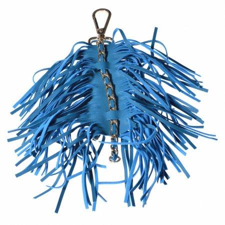 schlüsselanhänger-taschenanhänger-blau-fransen-fransenanhänger